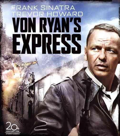 VON RYAN'S EXPRESS BY SINATRA,FRANK (Blu-Ray)